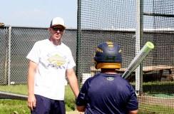 Yellow Jacket baseball camp 08