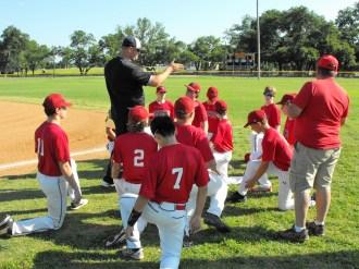 Youth Baseball 16