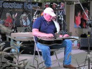 Summer Concert Series 6 Lloyd Maines on the Steel Guitar