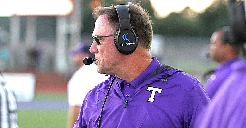 Todd Whitten coaching feature