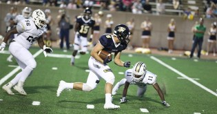 Stephenville and Kade Averhoff are looking to start 3-0 Friday after going 0-3 against the same opponents last season.    Photo by NATE BURAL for The Flash Today