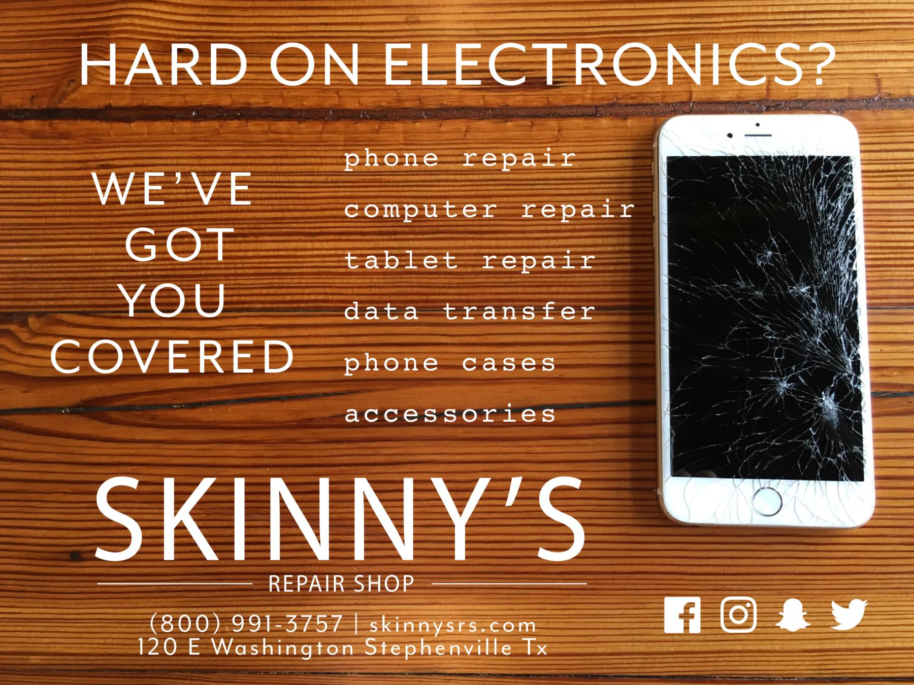 Skinny's Ad
