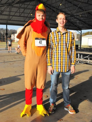 Delta Zeta Turkey Trot 11