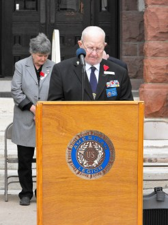 Veterans Day Ceremony 19 Leroy Griffin - Invocation