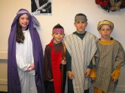 Mulberry Manor Christmas Oakdale United Methodist Church youth