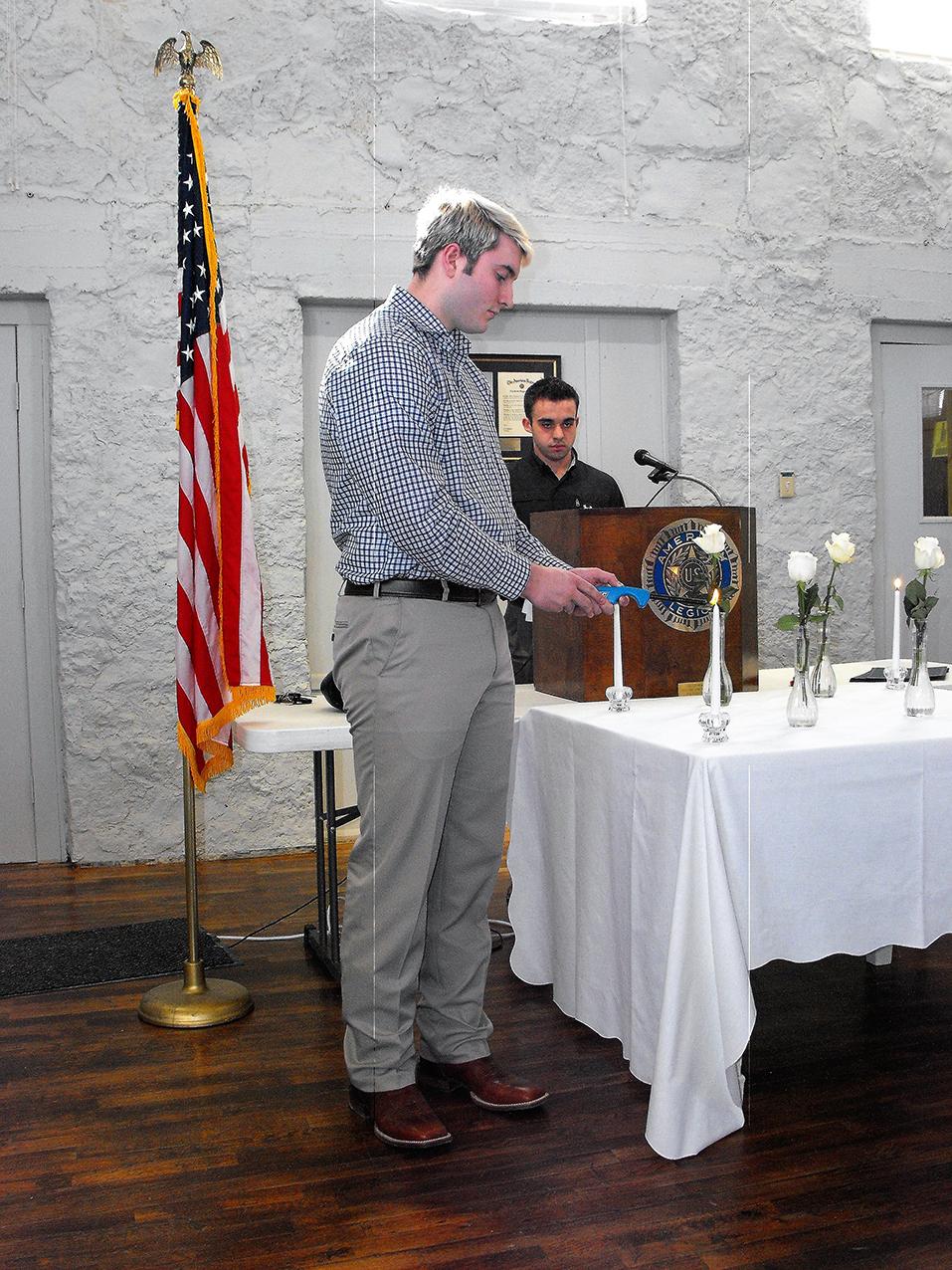 Four Chaplains Program 11