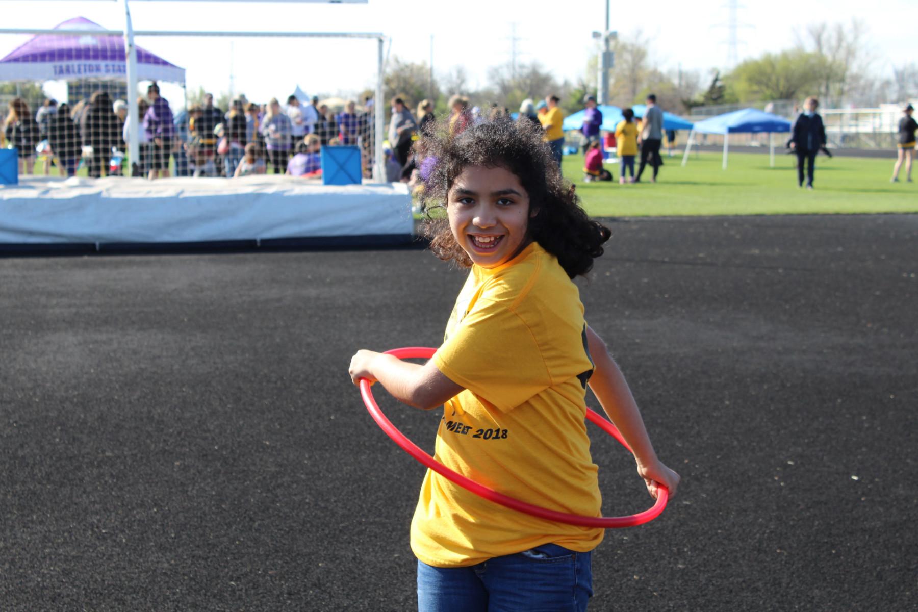 Special Olympics 32