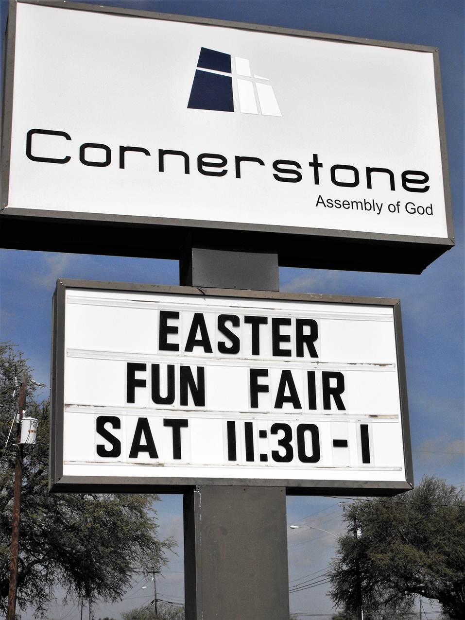 Cornerstone Easter Fair1