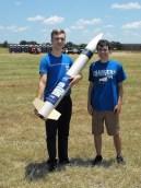 CanSat Rocket 44