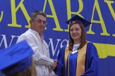 Huckabay graduation 20