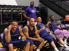 Texan Alumni Basketball game 14