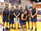 Texan Alumni Basketball game 3