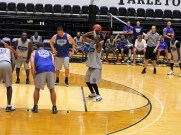 Texan Alumni Basketball game 57