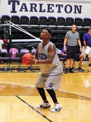 Texan Alumni Basketball game 59