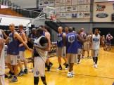 Texan Alumni Basketball game 61