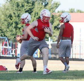 Hico HS Football Two-a-Days 1