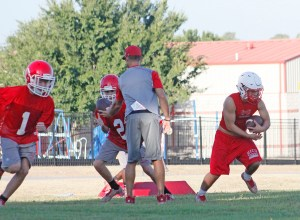 Hico HS Football Two-a-Days_MG_2079