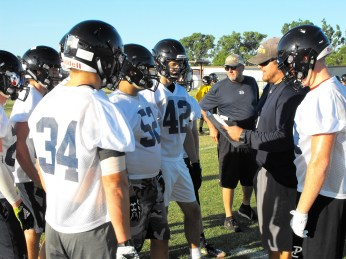 Yellow Jackets Two-a-Days 43