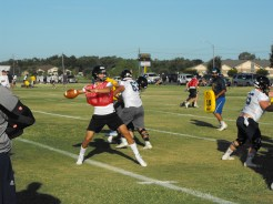Yellow Jackets Two-a-Days 5