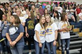 Heart of Gold Pep Rally _3023