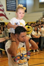 Heart of Gold Pep Rally _3025