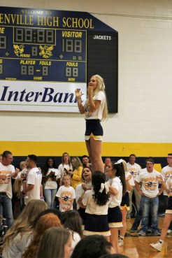 Heart of Gold Pep Rally _3037
