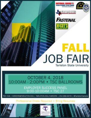 Job Fair at TSU 1