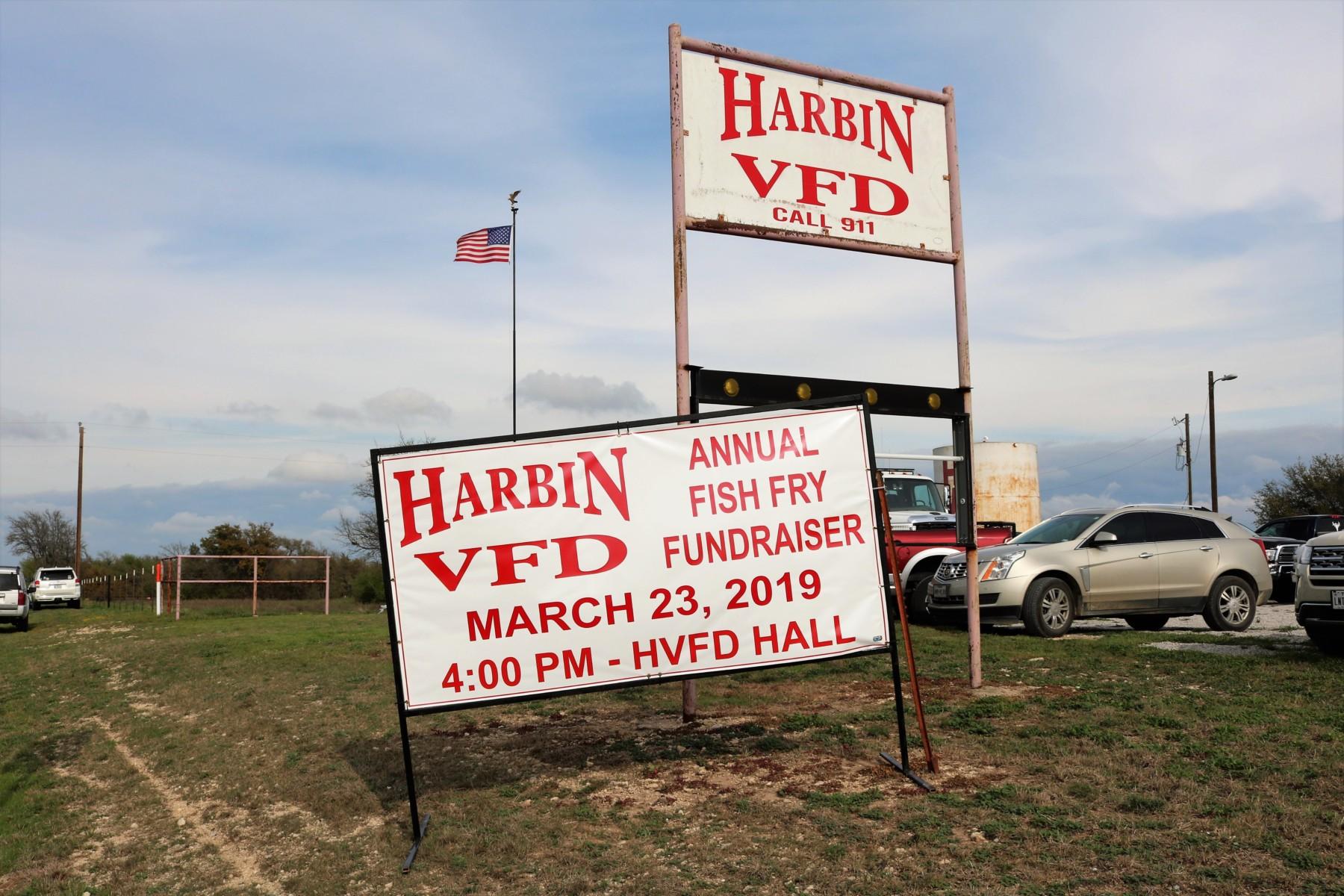Harbin VFD Fish Fry 1