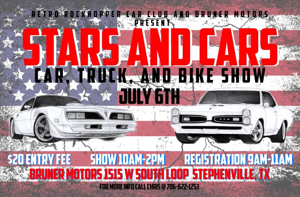 Stars and Cars 1 Stars and Cars 2019