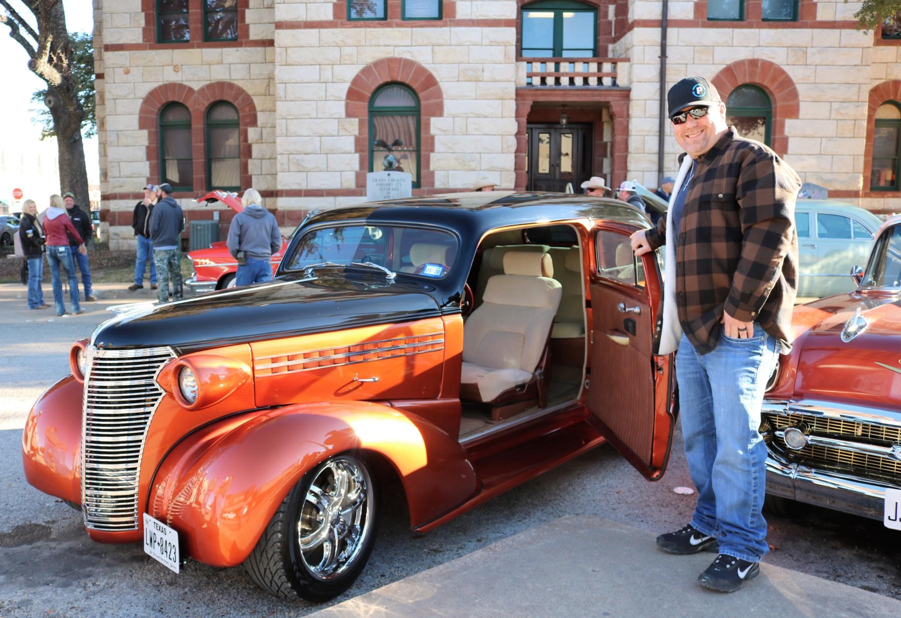Cars & Coffee 8