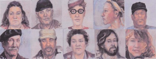 Rigney Portraits