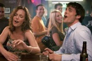 A clip from 27 Dresses