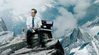 A clip from A Secret Life of Walter Mitty