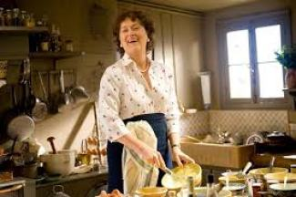 A clip from Julie and Julia