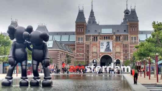amsterdam architecture building capital