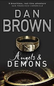 Angels And Demons - Best Mystery Books