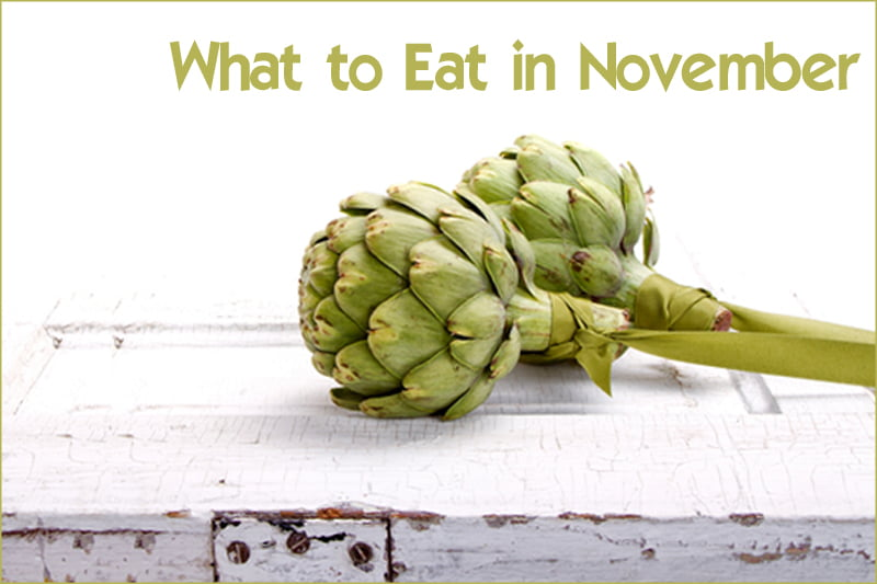 whats in season november