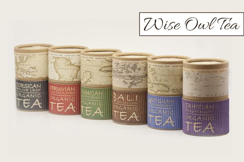 Wise Owl Tea