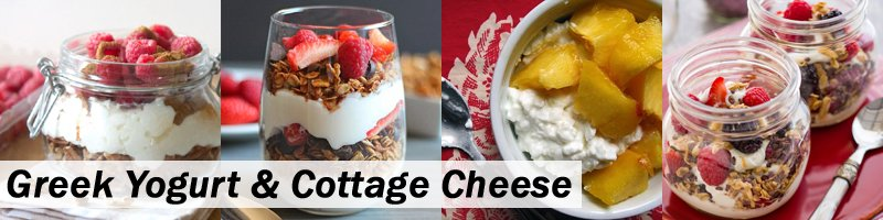 7 Easy Ways To Add Protein To Your Breakfast - Yogurt