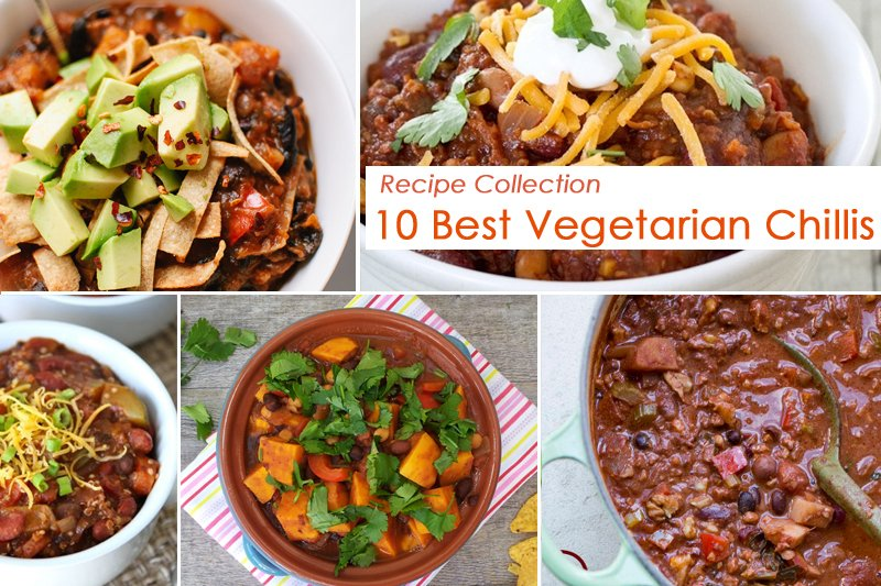 10 Best Vegetarian Chillis
