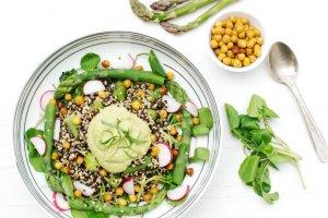 Spring Buddha Bowl [vegan] by The Flexitarian