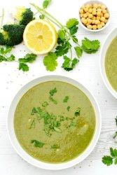 Warming Broccoli & Spinach Soup [vegan] by The Flexitarian
