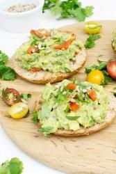 The 5 Mins Avocado Spread