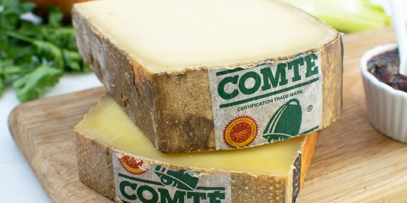 My Love Affair with Comté Cheese + 2 Recipes