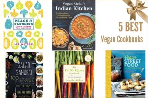 5 Best Vegan Cookbooks Christmas 2015
