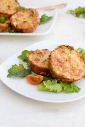Cauliflower Rice & Comte Skinny Bites [flexitarian] by The Flexitarian