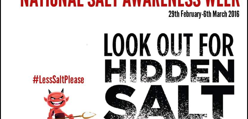 How Much Salt Is Hiding In Your Food?