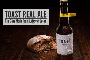 Toast Real Ale: The Beer Made From Leftover Bread