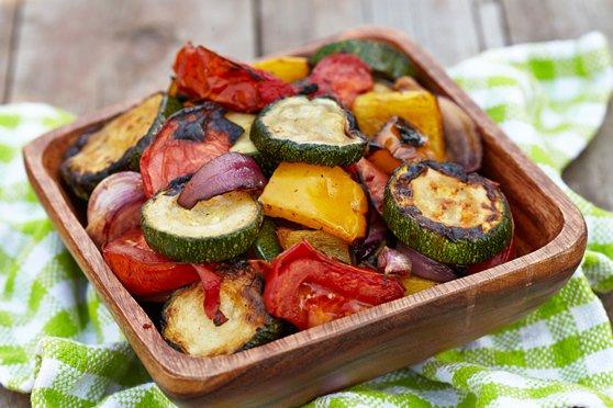 Catalan Vegetable Salad
