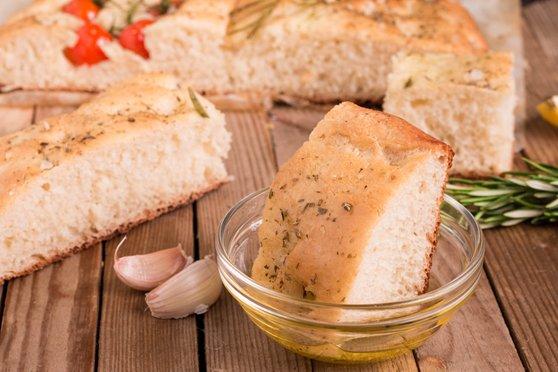 Little Focaccia Breads